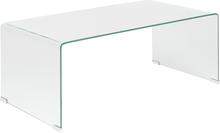 Sohvapöytä lasinen KENDALL