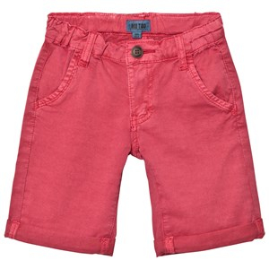 Me Too Lasse 288 Twill Bermuda Shorts Cardinal 116 cm