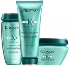 Kérastase Resistance Extentioniste Trio Shampoo & Balsam & Mask