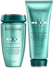 Kérastase Resistance Extentioniste Duo Shampoo & Conditioner