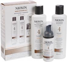 Nioxin Trial Kit System 4, 150+150+50ml