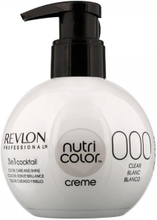 Revlon Nutri Color Creme 000 Clear 270ml