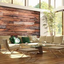 W&G W&G Fototapet Wooden Wall