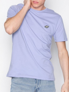 Topman Lilac Saturn Badge T-Shirt T-skjorter og singleter Purple