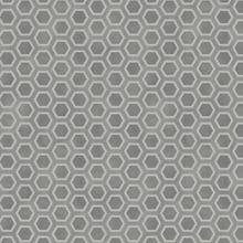 Tarkett Vinylgolv Trend 240 Honeycomb Tile Grey-2000