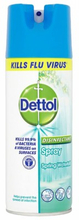 Dettol Disinfectant Spray Spring Waterfall 400 ml