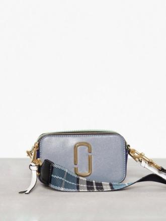 Vesker med skulderreim - Slate multi Marc Jacobs Snapshot Bag