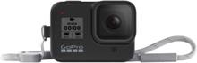 GoPro Sleeve + Lanyard Elektroniktillbehör Svart OneSize
