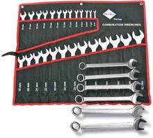 BATO Blocknyckelsats 32 delar 6-50 mm 2497