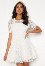 BUBBLEROOM Rixie dress White 42
