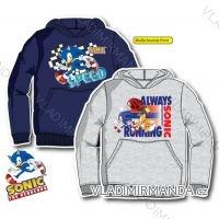 Sonic hættetrøje, blå - TheFairytaleCompany
