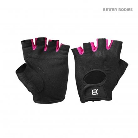 Women's training glove, pinkki