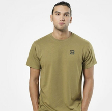 Harlem Oversize Tee, Military Green