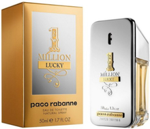 Paco Rabanne One Million Lucky Edt Parfyme Transparent