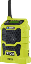 DAB-radio R18R-0 Cordless Radio - AM/FM - Yellow