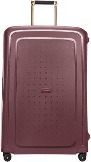 Samsonite S'Cure DLX koffert, 4 hjul, 81 cm, Bordeaux