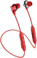 Baseus Trådlöst Encok S10 Bluetooth Headset - Röd