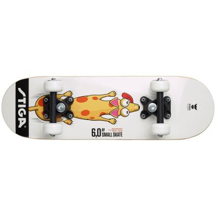 "Stiga Dog Mini Skateboard 6,0"""