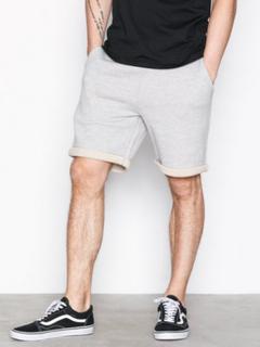 Minimum Ejby 2160 Shorts Light Grey Melange