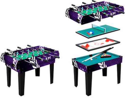 Spelbord 4-i-1