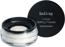 LOOSE SETTING POWDER TRANSLUCENT, TRANSLUCENT IsaDora Puder