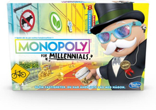 Hasbro - Gaming Monopoly For Millennials SE
