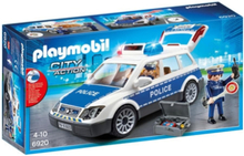Playmobil Polisbil - 6920