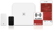 Sikkerthjem S6evo Komplet Alarmsystem - Startpakken