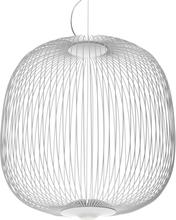 Foscarini Spokes 2 riippuvalaisin, himmennettävä, valkoinen