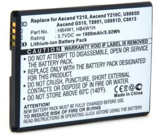 HUAWEI Ascend Y210 Batteri