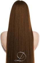 Revlon Medium Brown Fishtail Braid Hair Extension, 55 cm