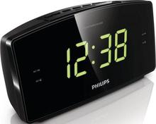 Klockradio Philips AJ3400 Alltid klart, alltid i tid