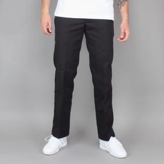 Dickies Chino Work Pant Slim Fit Black