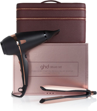 Ghd Deluxe Gift Set Rose Gold
