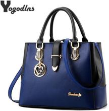 2020 Sweet Handbags for Women New Fashion Designer PU Leather Shoulder Bags Female Top-Handle Tote Crossbody Messenger Bag