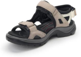 Sportiga sandaler för kvinnor från Ecco beige