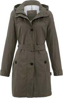 Trenchcoat GORE-TEX® från Fuchs & Schmitt grön