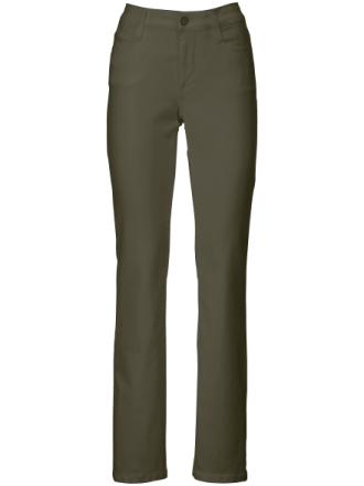 """Jeans """"Dream"""", tumlängd 30 och 32 från Mac grön"""