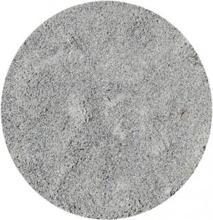 Stenmel grå, 15 liters sæk