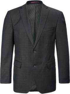 Habitjakke 100% ren ny uld Fra Carl Gross grå
