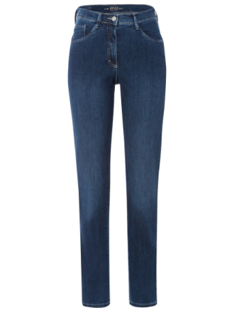 """Slim Fit""-jeans, modell Mary från Brax Feel Good denim"