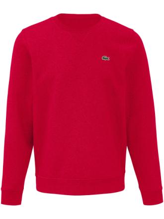 Sweatshirt Fra Lacoste rød - Peter Hahn