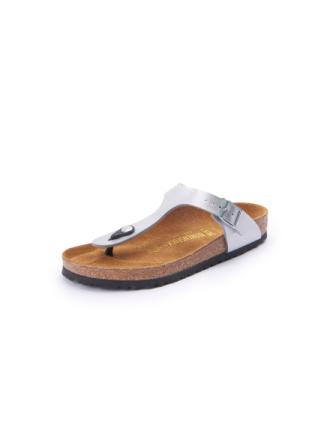 """Flip-flops """"Gizeh"""" från Birkenstock silver"""