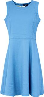 Ärmlös klänning från GANT blå