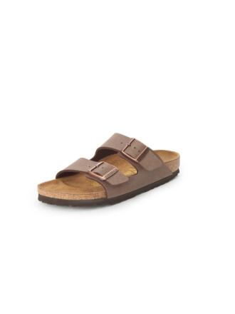 Sandaler 'Arizona' Fra Birkenstock brun - Peter Hahn