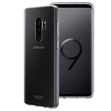 Samsung Galaxy S9+ (Galaxy S9 plus) Clear Cover EF-QG965TTEGWW - Gennemsigtig