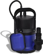 vidaXL Dränkbar smutsvattenpump 250 W