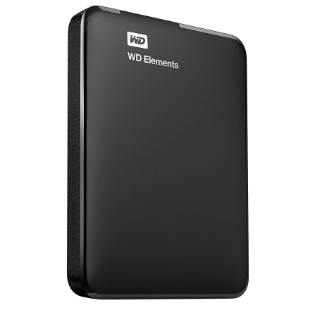 WD 500GB elementer transportabel ekstern Hard kjøre - USB 3.0, for ...