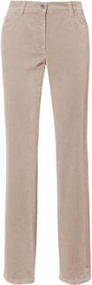 """Feminine Fit""-sportsammetsbyxa modell CAROLA från Brax Feel Good beige"