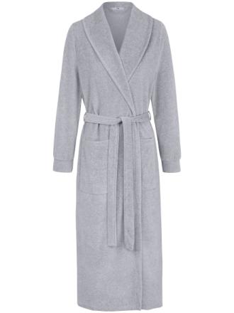 Housecoat Fra Peter Hahn grå